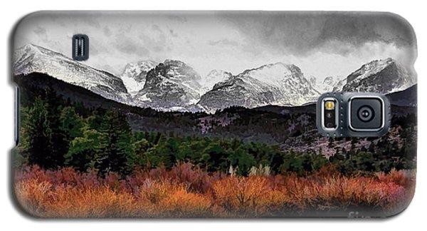 Big Storm Galaxy S5 Case