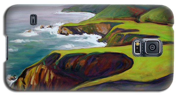 Big Sur 2 Galaxy S5 Case