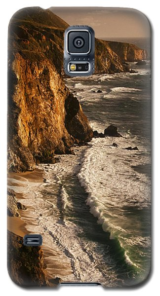 Big Sur Coast Galaxy S5 Case
