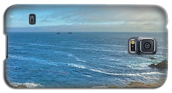 Big Sur Coast Pano 2 Galaxy S5 Case