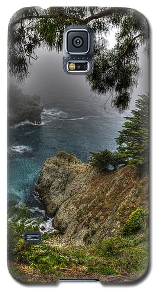 Big Sur Julia Pfeiffer State Park-1 Central California Coast Spring Early Afternoon Galaxy S5 Case