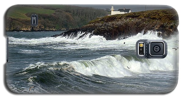Big Swell In Dingle Bay Galaxy S5 Case