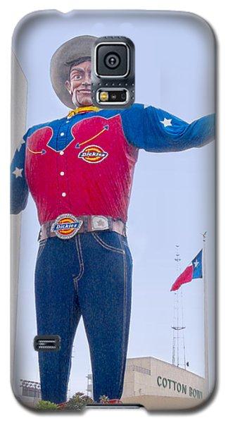 Big Tex And The Cotton Bowl  Galaxy S5 Case