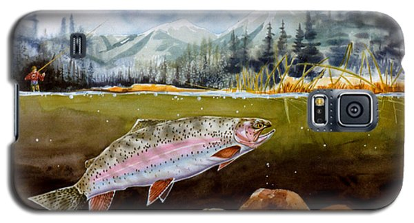 Big Thompson Trout Galaxy S5 Case