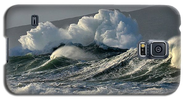 Big Waves At Clogher Beach Galaxy S5 Case
