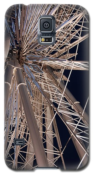 Big Wheel Galaxy S5 Case