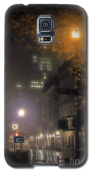 Galaxy S5 Case featuring the photograph Bigga Mist by Robert McCubbin