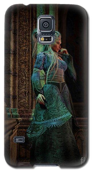 Bijou Stained Glass Galaxy S5 Case