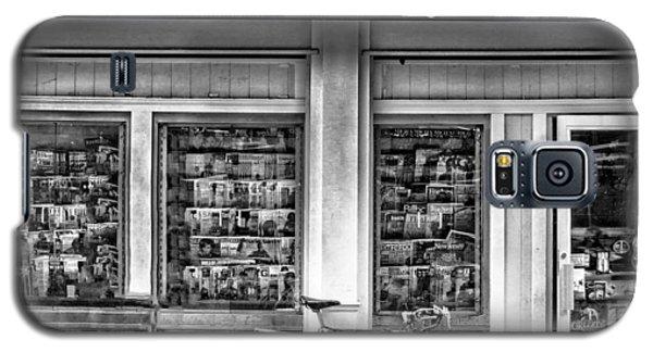 Bike At Palmer Square Book Store In Princeton Galaxy S5 Case