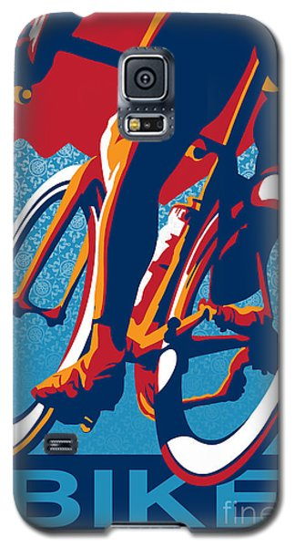 Bike Hard Galaxy S5 Case