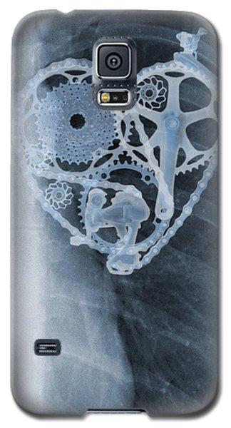 bike lover X-ray Galaxy S5 Case