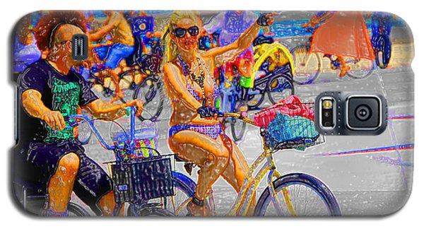 Bike Ride II Galaxy S5 Case