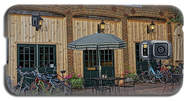 Bike Shop Cafe Katty Trail St Charles Mo Dsc00860 Galaxy S5 Case