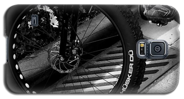 Bike Tire Galaxy S5 Case