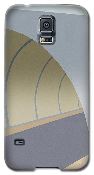Bike Tunnel Galaxy S5 Case