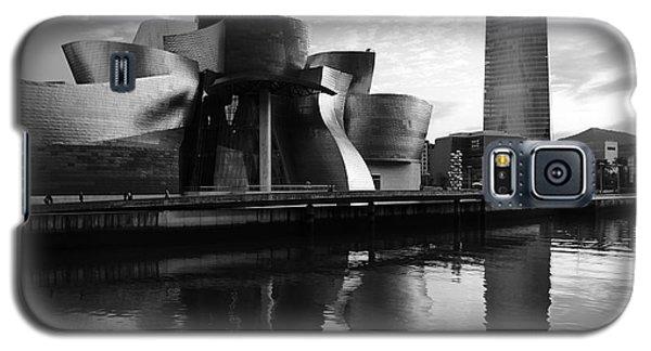 Galaxy S5 Case featuring the photograph Bilbao 3 by Mariusz Czajkowski