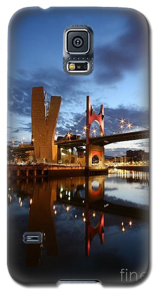 Bilbao 4 Galaxy S5 Case