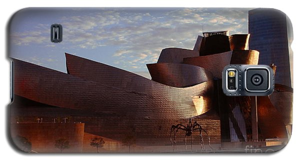 Galaxy S5 Case featuring the photograph Bilbao by Mariusz Czajkowski