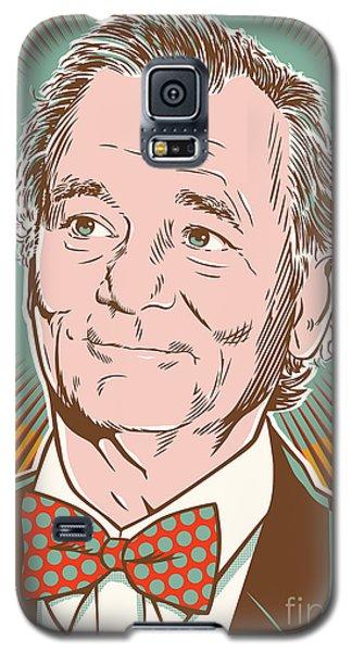 Bill Murray Pop Art Galaxy S5 Case