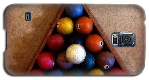 Billiard Balls Galaxy S5 Case