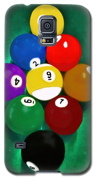 Billiards Art - Your Break 1 Galaxy S5 Case