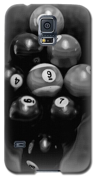 Billiards Art - Your Break - Bw  Galaxy S5 Case