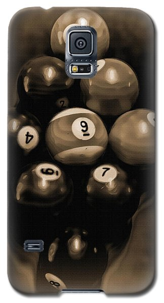 Billiards Art - Your Break - Bw Opal Galaxy S5 Case