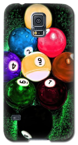 Billiards Art - Your Break Galaxy S5 Case