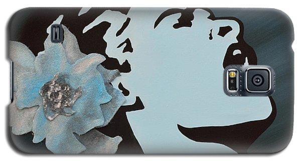 Billie Holiday Galaxy S5 Case by Alys Caviness-Gober