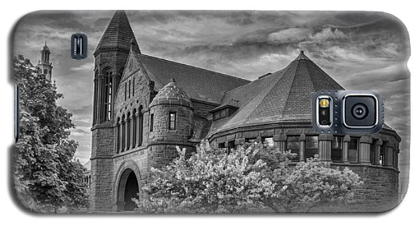 Billings Library At Uvm Burlington  Galaxy S5 Case