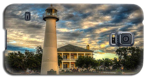 Biloxi Lighthouse And Welcome Center Galaxy S5 Case