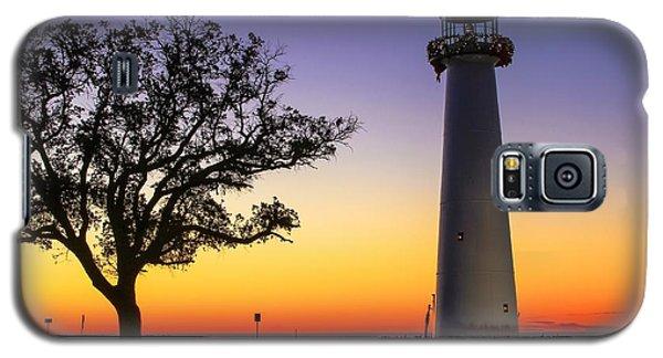 Biloxi Lighthouse Galaxy S5 Case by Brian Wright