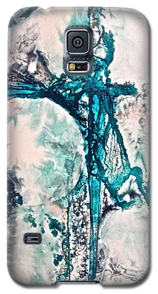 Binding Force Galaxy S5 Case by Carolyn Rosenberger