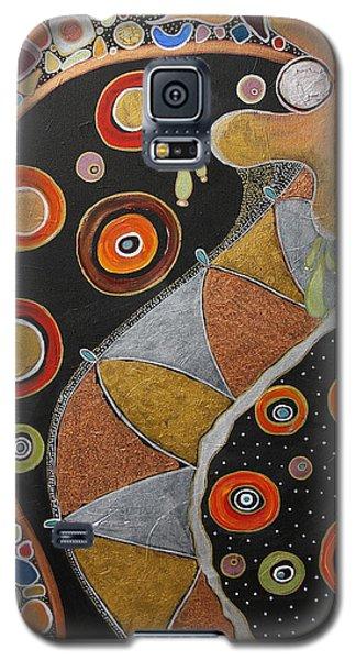 Biological Rhythms.. Galaxy S5 Case