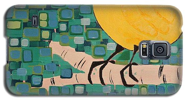 Birch Branch Galaxy S5 Case
