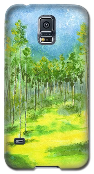 Birch Glen Galaxy S5 Case
