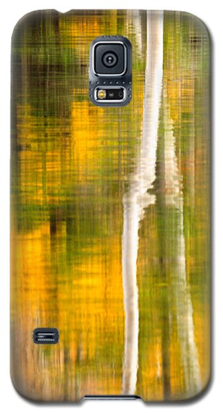 Birch Reflections Galaxy S5 Case