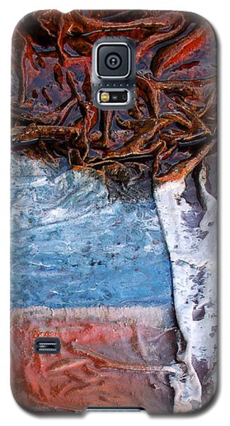 Birch Tree Galaxy S5 Case