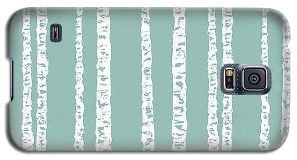 Birches Di Galaxy S5 Case