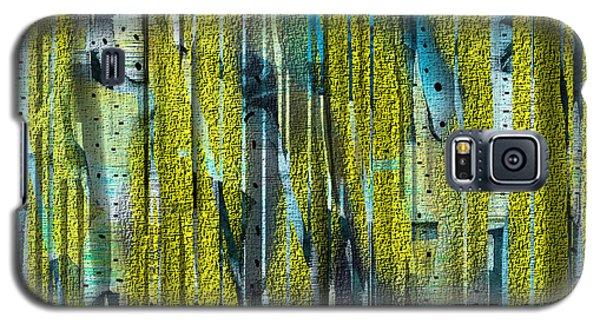 Birches Galaxy S5 Case by Yul Olaivar