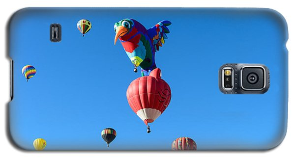 Bird Balloon Galaxy S5 Case
