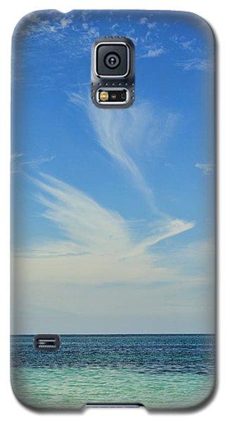 Bird Cloud Galaxy S5 Case