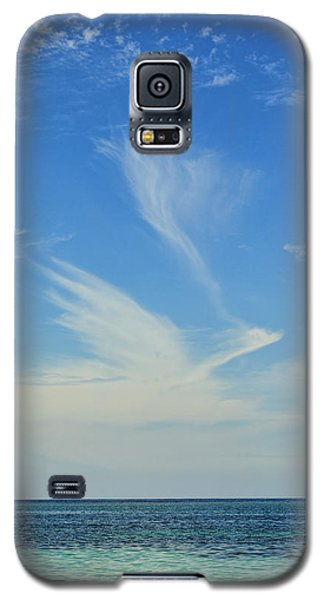 Bird Cloud Galaxy S5 Case