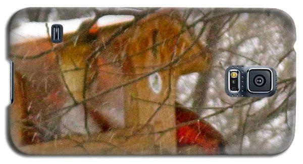 Bird Feeder Galaxy S5 Case