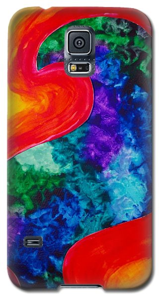 Bird Form I Galaxy S5 Case by Michele Myers