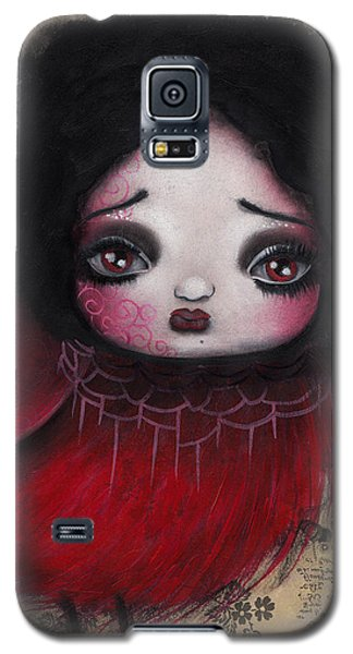 Bird Girl #1 Galaxy S5 Case