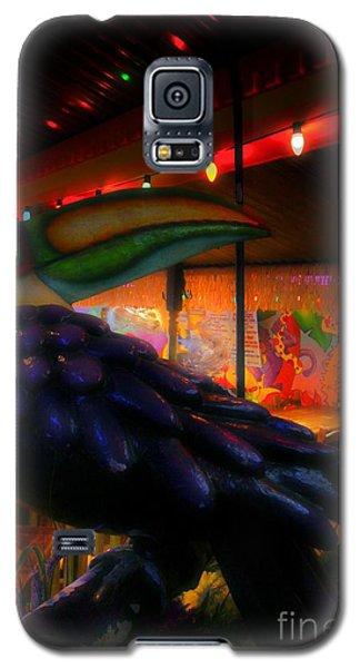 Galaxy S5 Case featuring the photograph Bird IIzza Word by Robert McCubbin