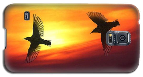 Bird Lovers Galaxy S5 Case
