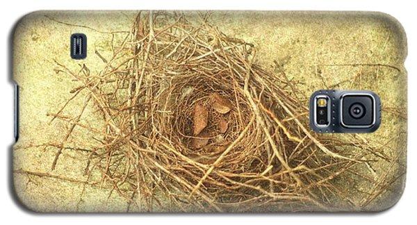 Bird Nest II Galaxy S5 Case by Suzanne Powers