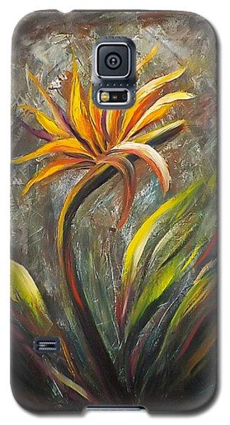 Bird Of Paradise 63 Galaxy S5 Case